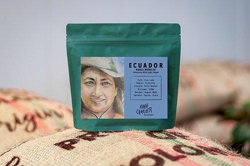 Ecuador Grace Morales