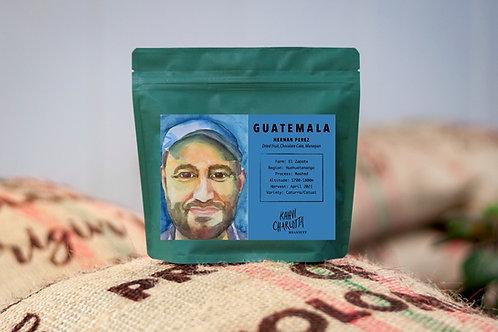 Guatemala Hernan Perez