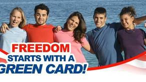 กรีนการ์ด (Green Card) คือคำตอบในการอยู่อเมริกา