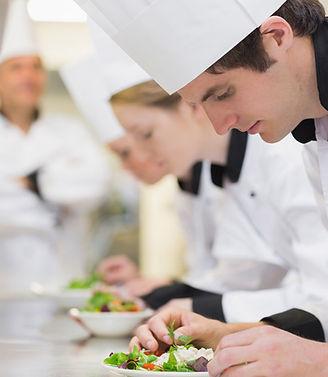 ฝึกงานอเมริกา สาขาการอาหาร พ่อครัว