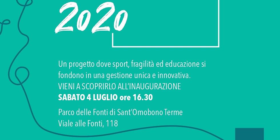 Inaugurazione FONTI D'ESTATE 2020