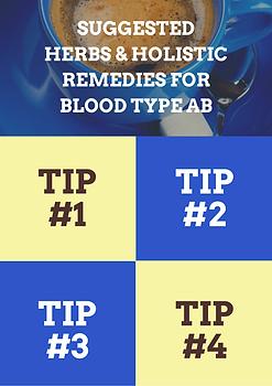 Blood Type AB Free Remedies.png