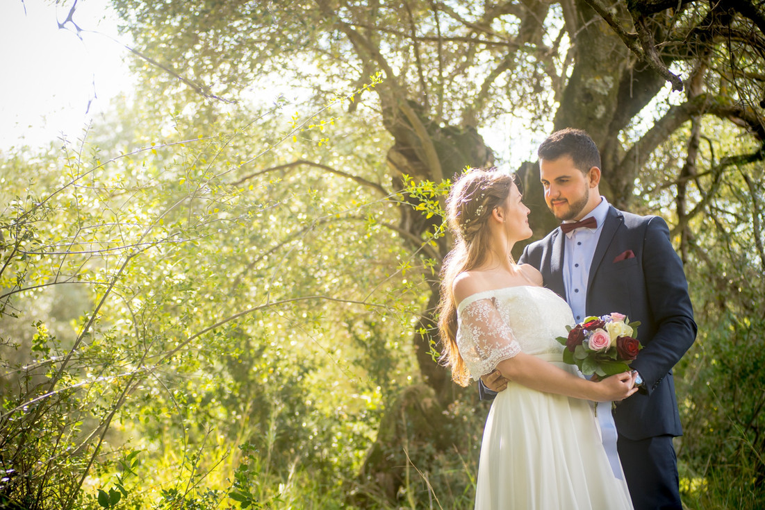 Kefalonia Island Romantic Wedding