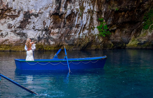 Kefalonia Wedding in Melisanni