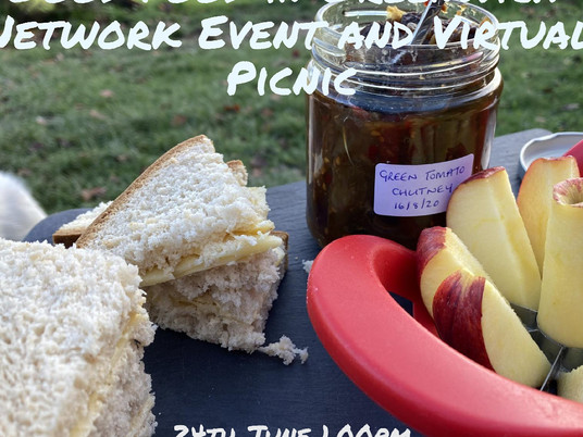 Good Food in Greenwich Network Event and Virtual Picnic