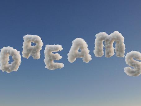 DREAMS+GOALS         +DREAMS