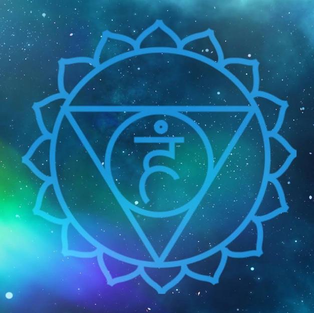 Throat Chakra Logo