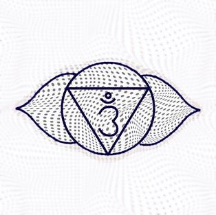 Third Eye Chakra Logo