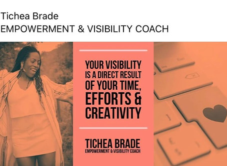 'Feeling so empowered and inspired' -Tichea Brade