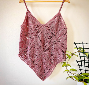 Granny Squares Swimsuit Cover up 2 Ways  🎽👗   Free Crochet Pattern & 📺Video tutorial