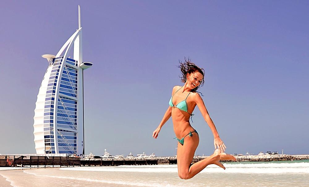 The Knotty Lace in Dubai