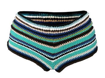 Comfy Boy Shorts / Yoga Pants | Free Crochet Pattern