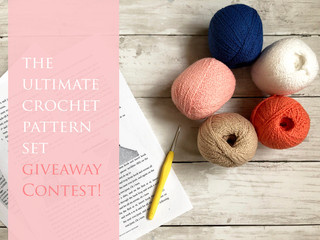 April Promo: The Ultimate Crocheter's Goody Bag (see what's inside)