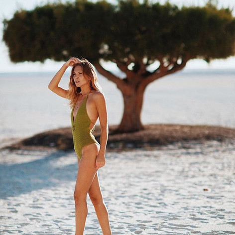 Colette One Piece Swimsuit