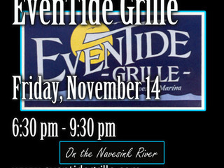 EVENTIDE GRILLE with Andy McDonough