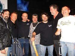 Italy Tour Band 2013