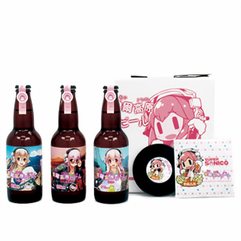 すーぱーそに子×曽爾高原ビール