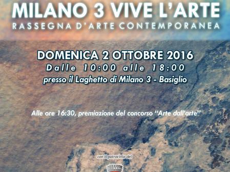 Milano 3 vive l'arte 2016