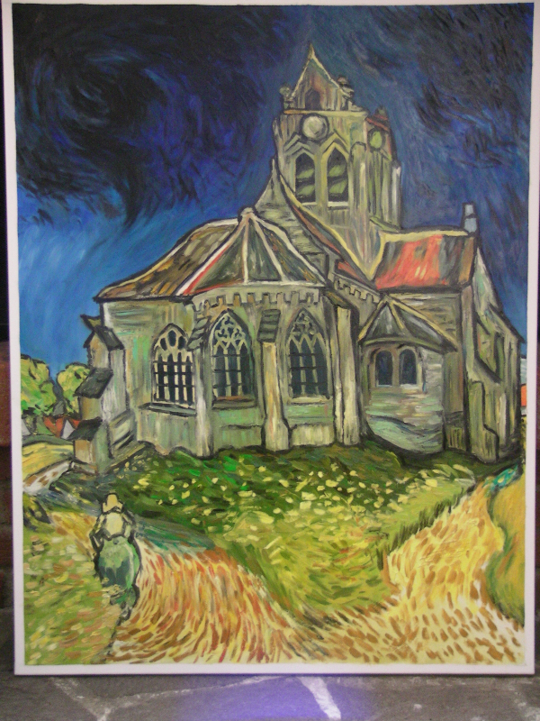 Copia da Van Gogh (2011)