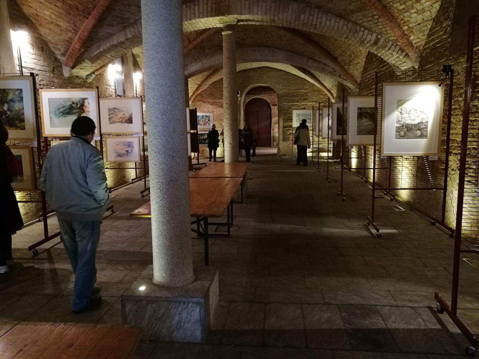 Acquerelli al Castello, Abbiategrasso - 2