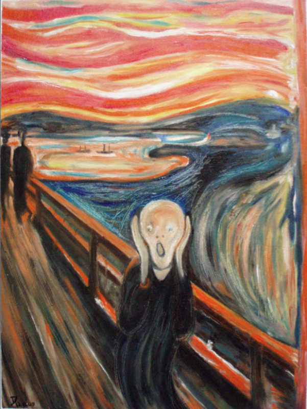 Copia da Munch - L'urlo (2011)