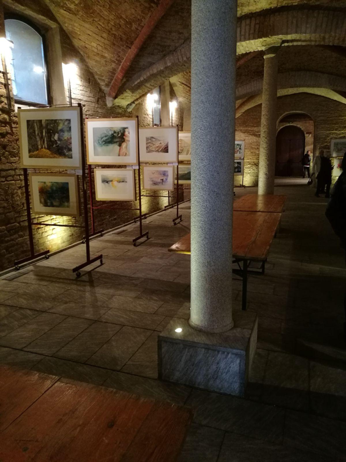 Acquerelli al Castello, Abbiategrasso