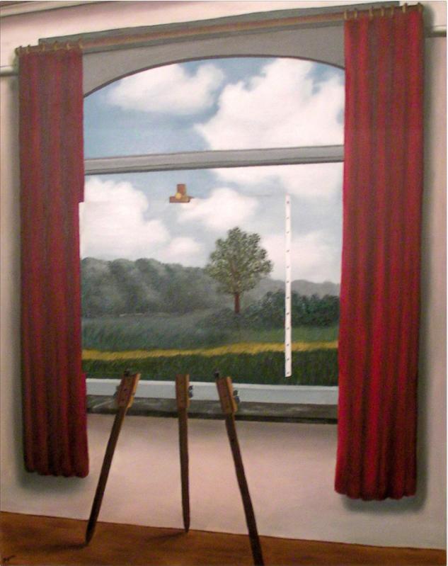 Copia da Magritte (2012)