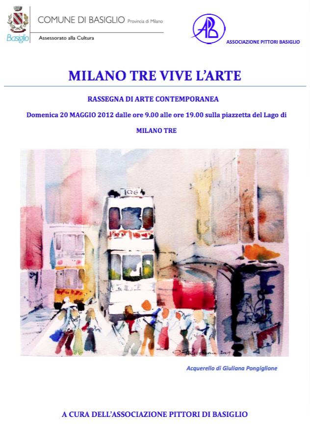 Milano3 vive l'arte 2012