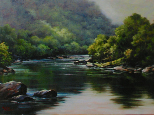 Smokey Mountain River