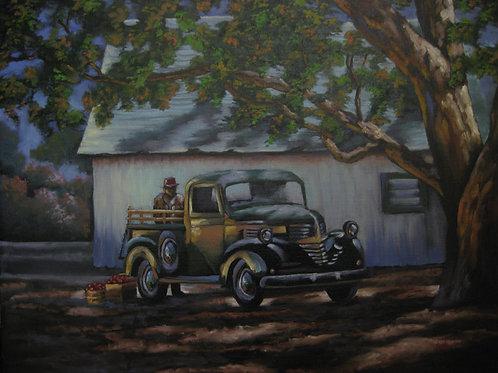 Grandpas Old Truck