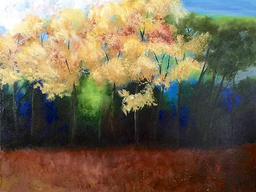 Twilight in Autumn