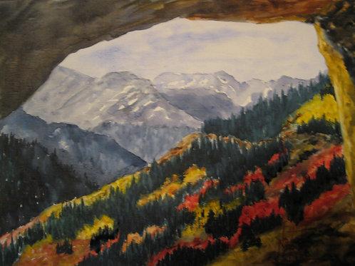 Fall in Logan Canyon