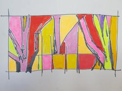 'Backwater Colour 1'