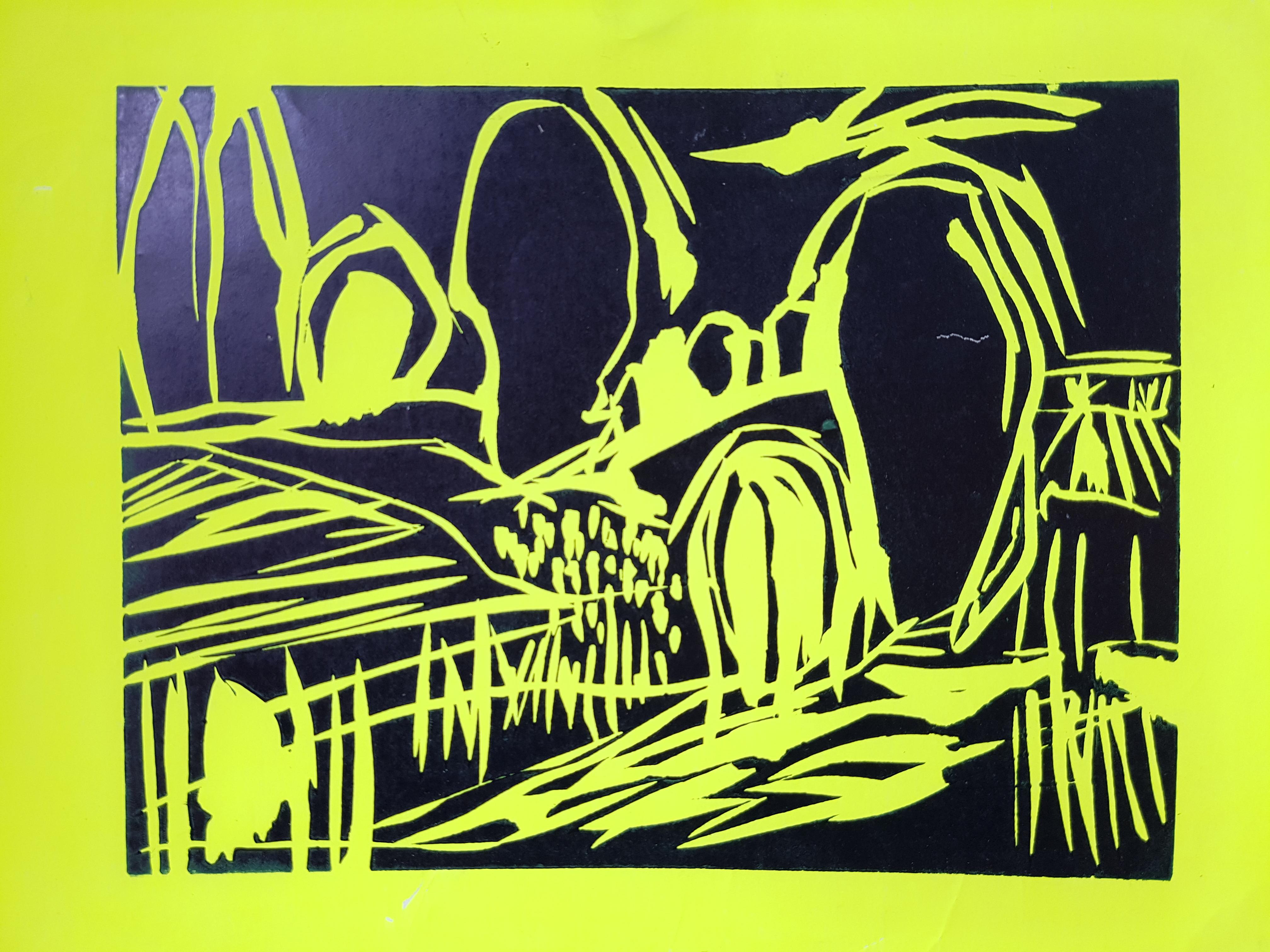 'Neon Fields'