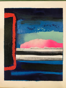 'Pink light'