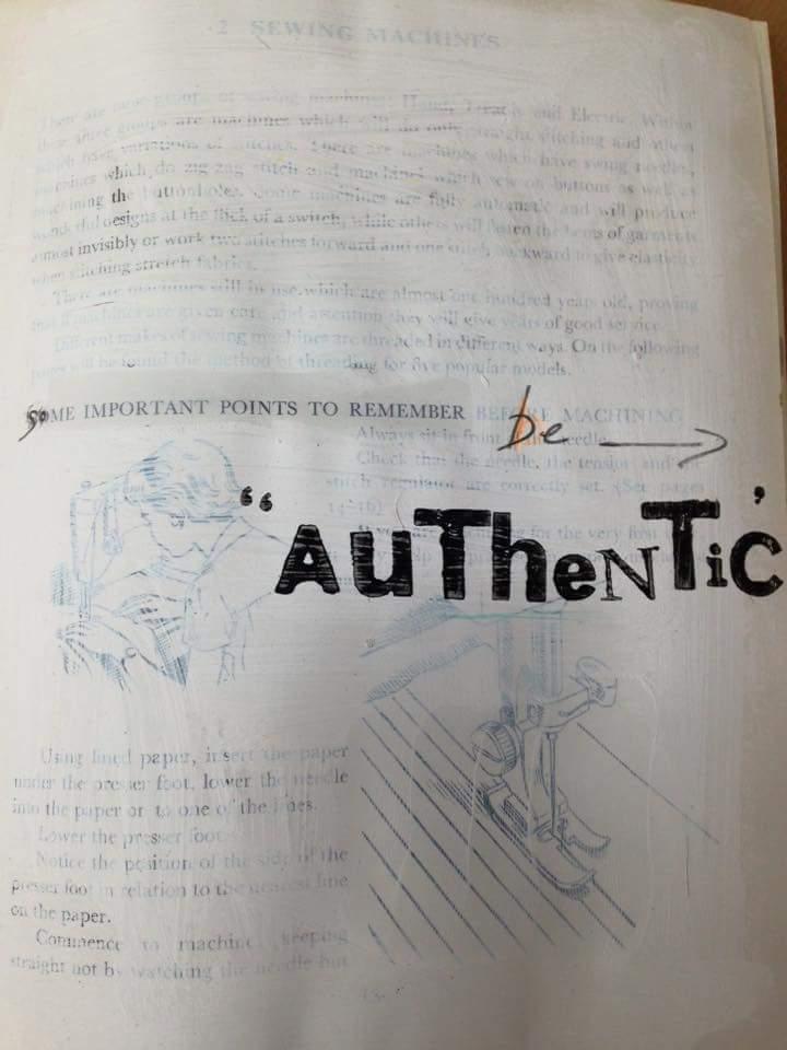 'Authenticity'