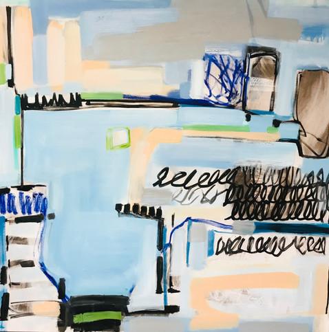 'Blue waters'