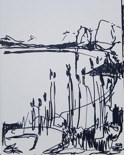 'Holkham River bend'