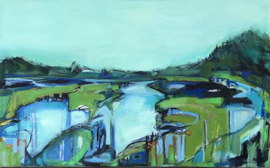 'I keep coming back' (River Deben)