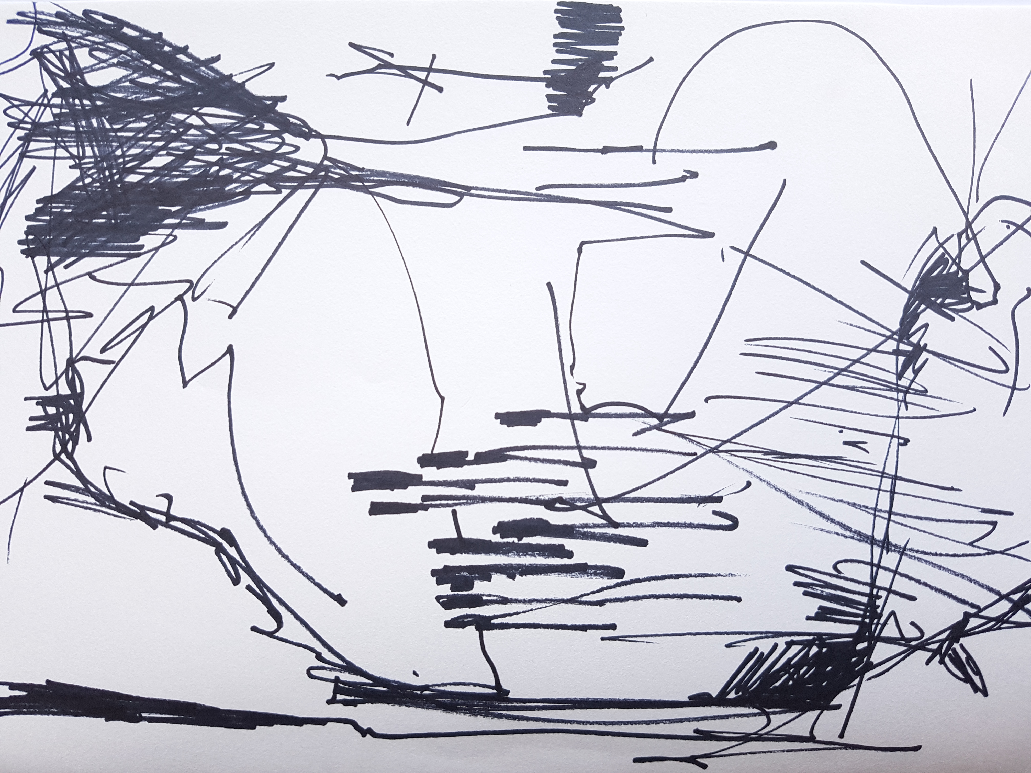 'Holywells Drawing'