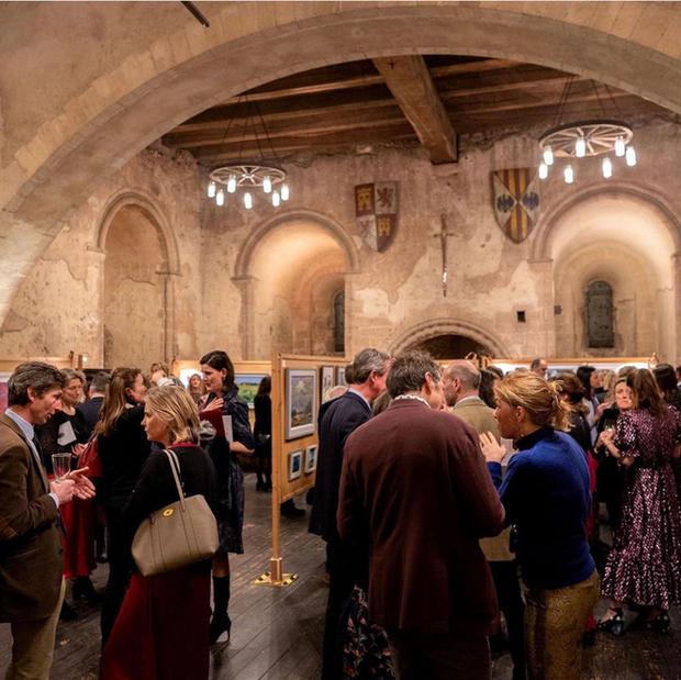 Hedingham Castle Exhibition