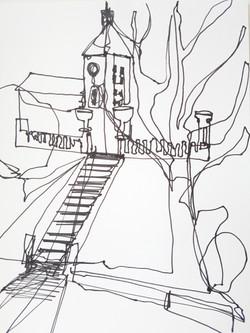 'Holywells Steps'