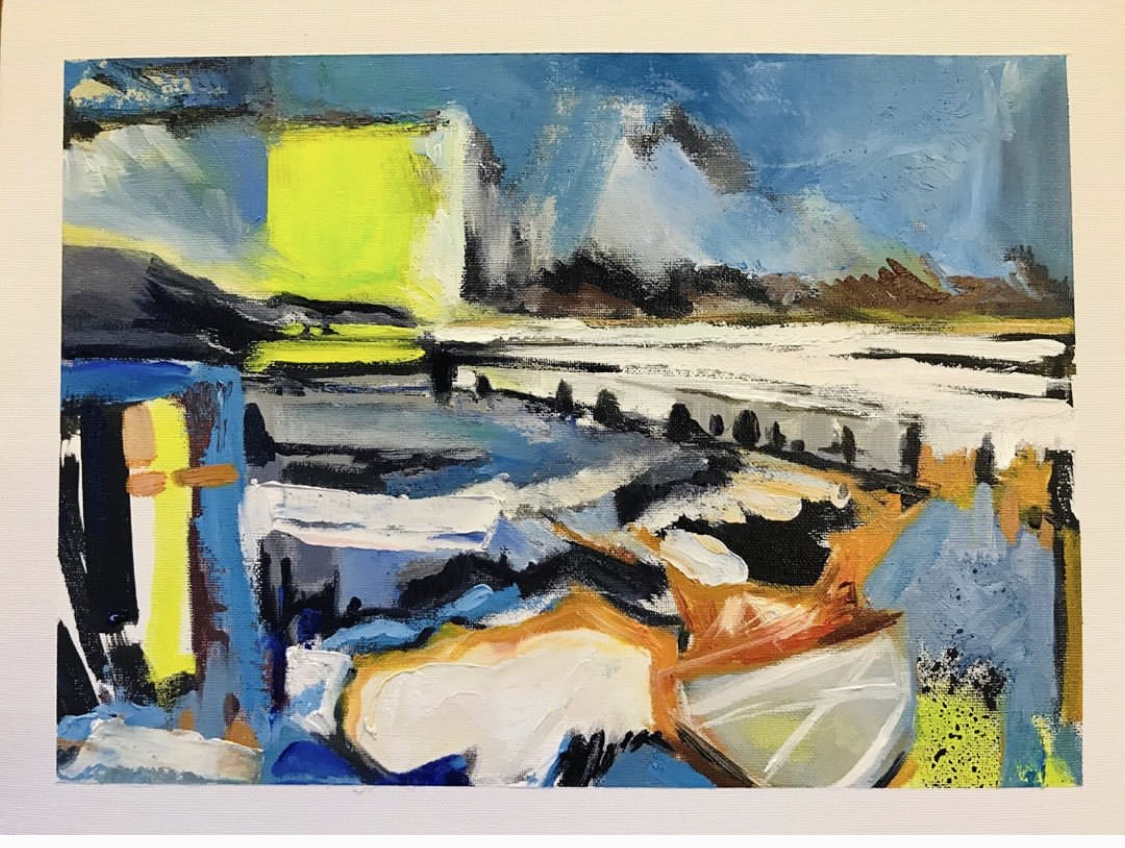 'At the River bank'