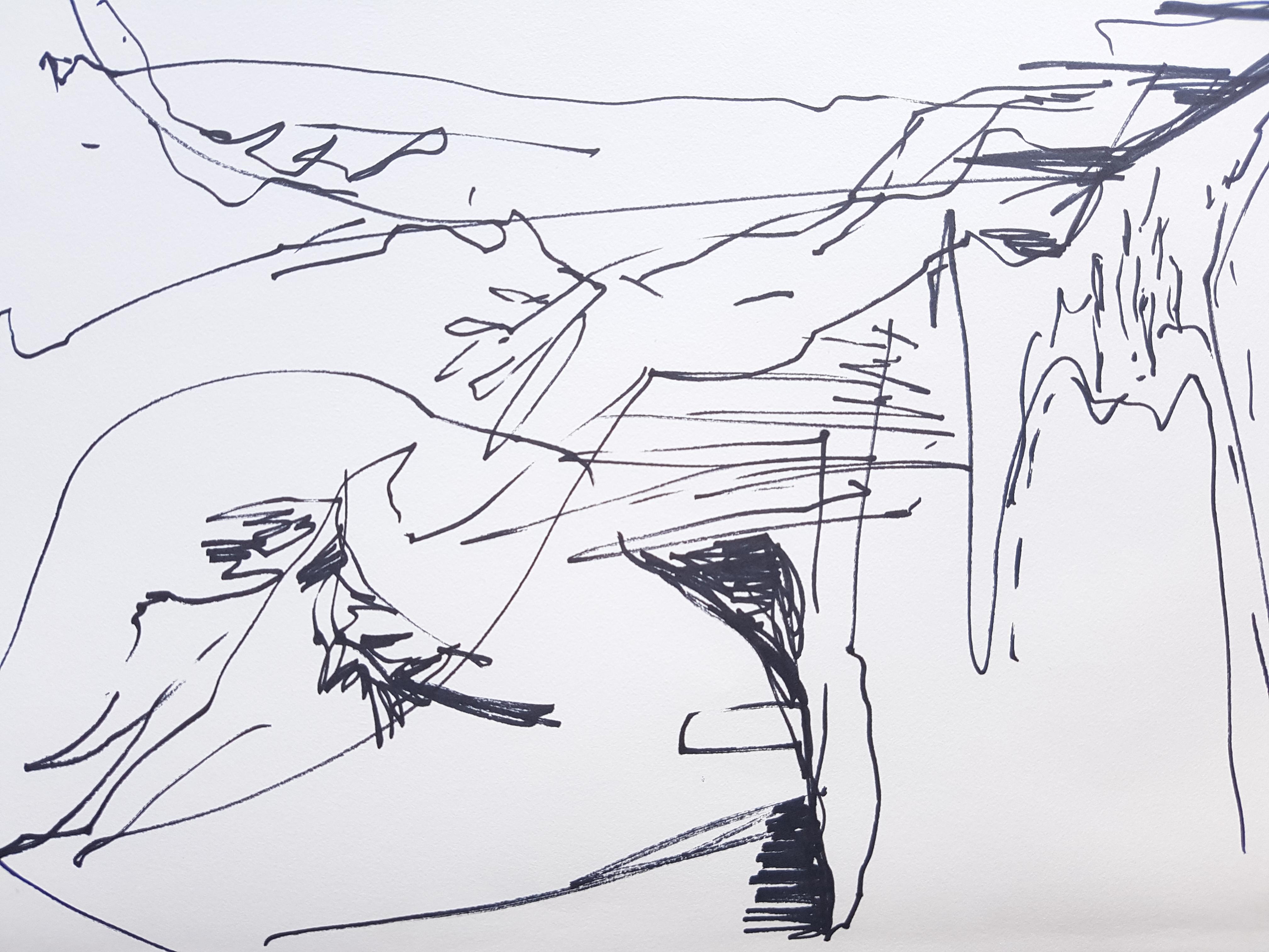 'Drawing holywells'