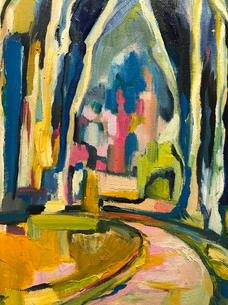'Beneath the Trees'