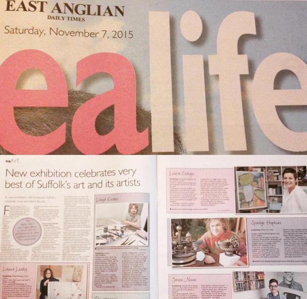 Editorial - East Anglian Life  2015