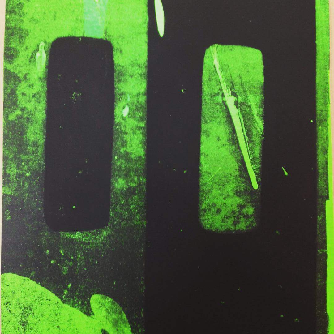 'Neon Rothko'