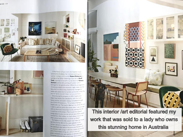 editorial Art Edit Magazine