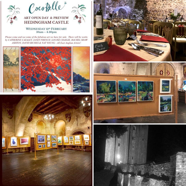 Hedingham Castle Event