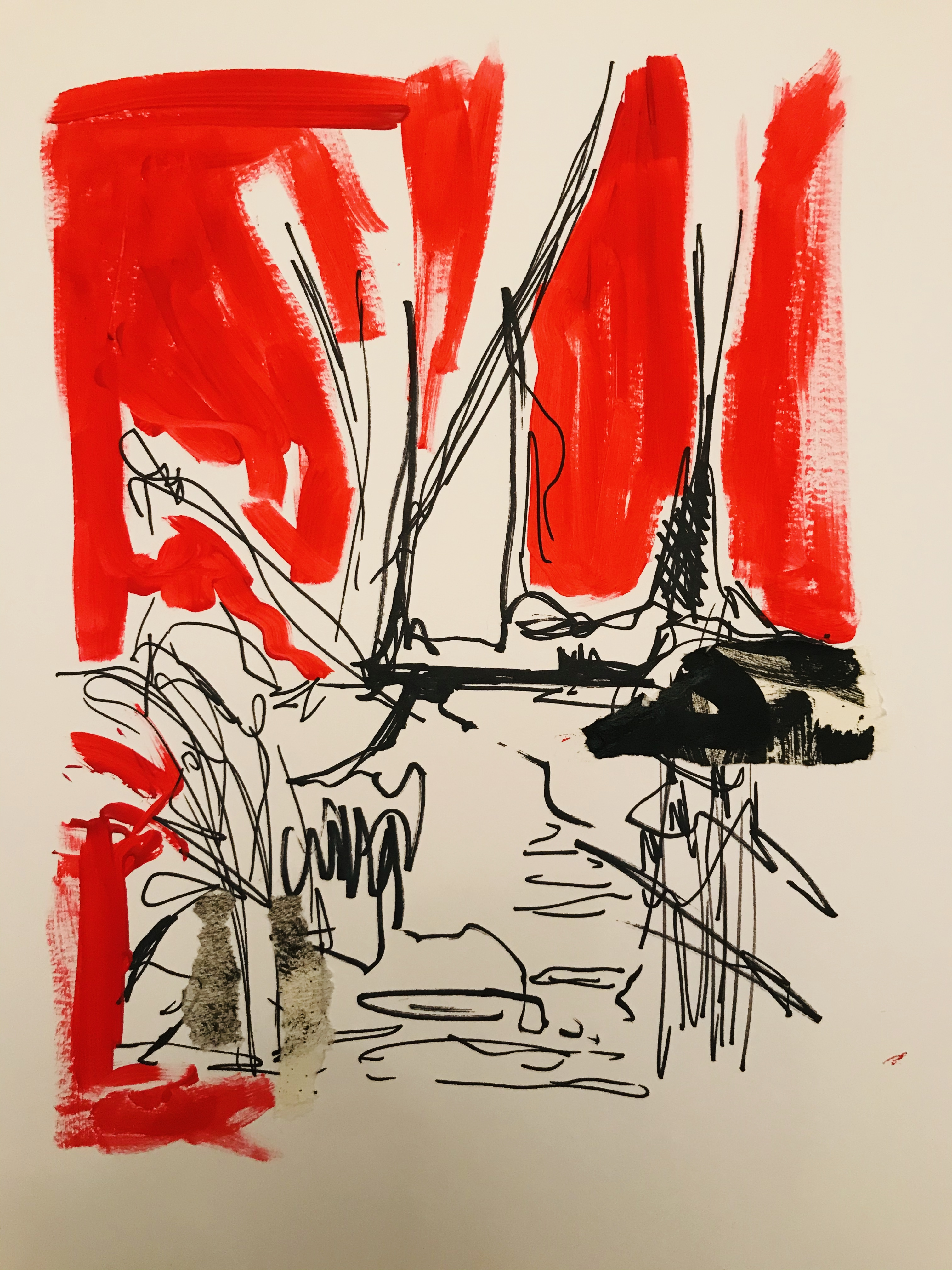 'Red Sky'